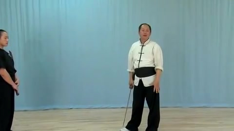 Saber Fundamental Training (YMAA) Dr. Yang, Jwing-Ming(1)