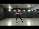 New Reggaeton choreo by Inga Fominykh on song Downtown - Anitta J Balvin