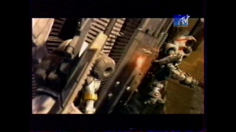 БиоРИТМ MTV Россия 9 07 2001 Aerosmith Fly Away From Nere