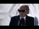 Doctor Who First Doctor Wearing The Twelfth Doctors Sonic Sunglasses