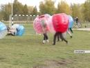 Большие гонки в Красноярске телеканал Енисей