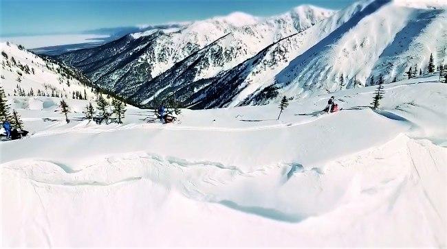 Высококлассный отдых в горах над Байкалом