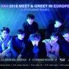 22.03 VAV Meet & Greet in Moscow Spotlight Tour