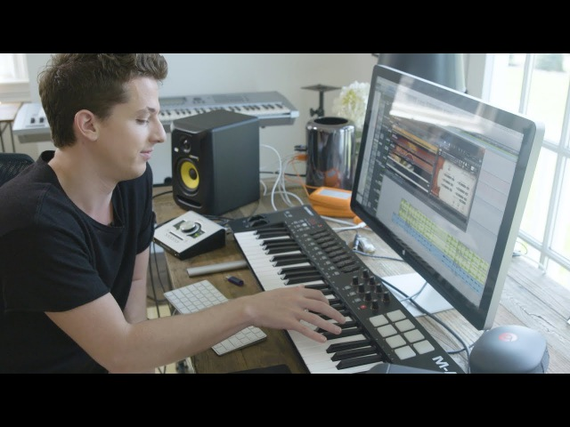 See Charlie Puth Break Down Emotional Hit Song, Attention