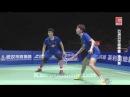 Нighlights - Takeshi KAMURA Keigo SONODA vs LI Junhui LIU Yuchen Badminton Asia Championships 2017