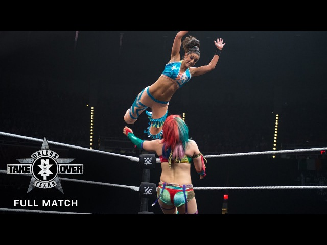 Wrestling Premium FULL MATCH Bayley vs Asuka NXT Women's Title Match NXT TakeOver Dallas