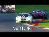 MOTORSPORT  Zanardi and the BMW M6 GT3  Mugello Racetrack  On board &amp Driving Scenes