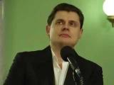 Евгений Понасенков на украинском радио. О ситуации в России! Очень смело!