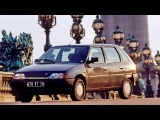 Citroen AX Image 5 door 1989 91