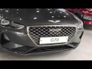 2018 Genesis G70 ** Brand New ** Dealer Walkaround ** Korea