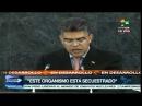 Venezuela propone llevar la sede de las Naciones Unidas al Sur