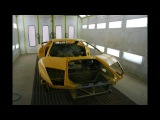 Самодельный Ламборгини Lamborghini серия 3 Стеклопластик ч.  1