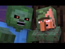 Villager Witch Life 5 Alien Being Minecraft Animation