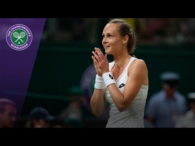 Magdalena Rybarikova completes Wimbledon 2017 ladies' semi-finals line-up