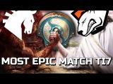LIQUID vs VP - MOST EPIC MATCH at The International 7 - DOTA 2