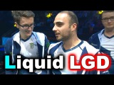 LIQUID vs LGD - TI7 DOTA 2 - GAME OF THE DAY!