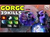 Gorgc 39 KILLS Faceless Void Dota 2