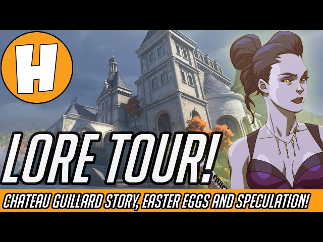 Overwatch Chateau Guillard Map Lore and Speculation Hammeh