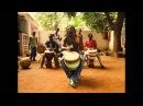 Bassidi Koné Djembe Solo August 2015 Bamako Mali