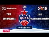 CSKAbasket Show #2 (Никита Курбанов)