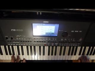 Korg Pa 600 - Modern Talking - Youre My Heart You My Soul EuroDance