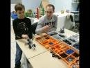 🔧Модели из Лего конструктора юных инженеров из Учебного центра ЕМС красноярск робототехникадлядетей россия дети дополнит