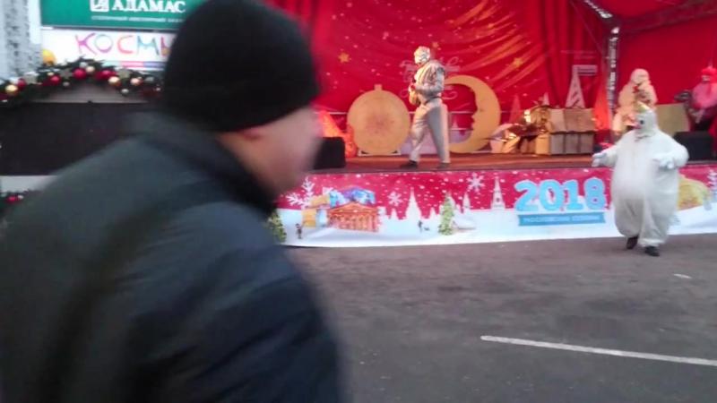 Театр ЧерноеНЕБОбелое, фестиваль Путешествие в Рождество