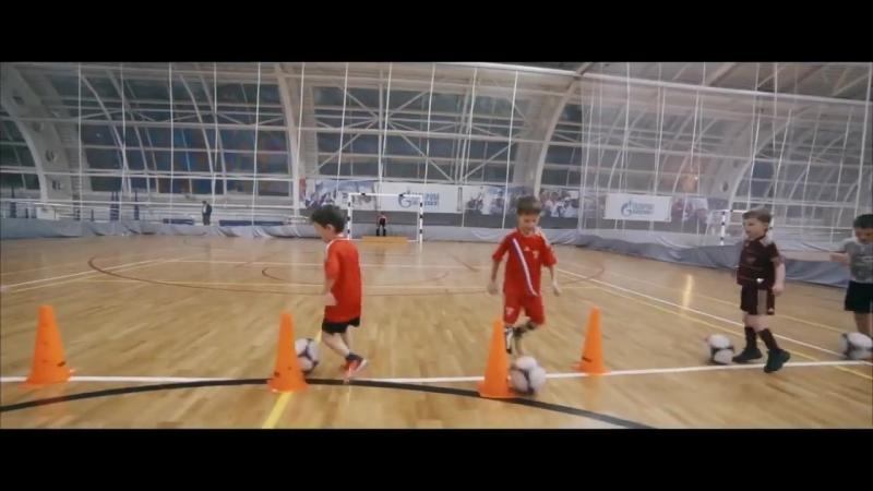 Футбольная школа «Юниор». Набор детей с 3 лет