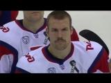 Знак. Гимн СССР зазвучал на матче КХЛ вместо гимна РФ
