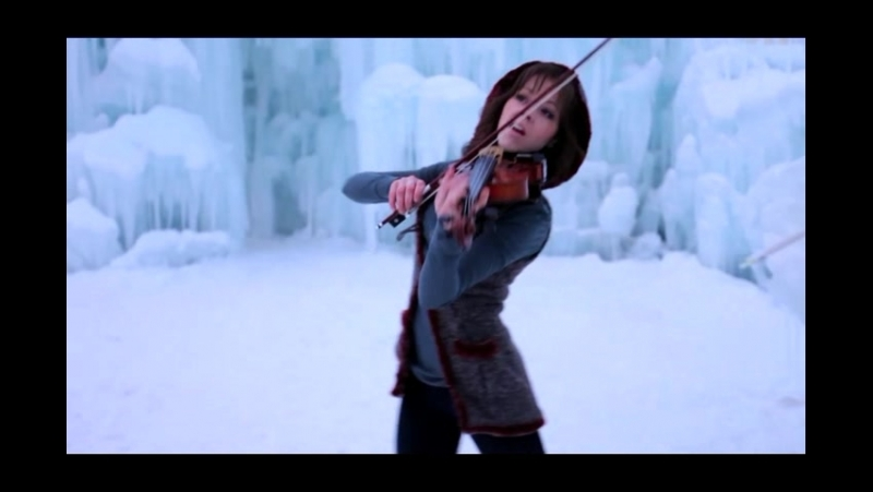 Dubstep Violin- Lindsey Stirling- Crystallize