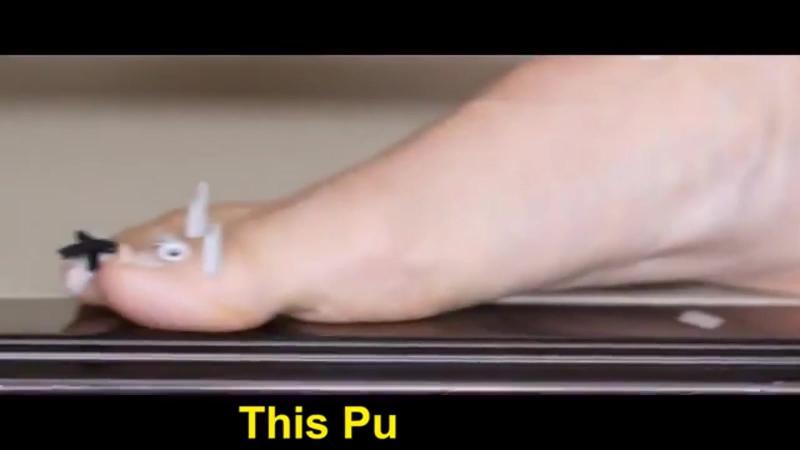 Despacito this pussy toe - Niga higa