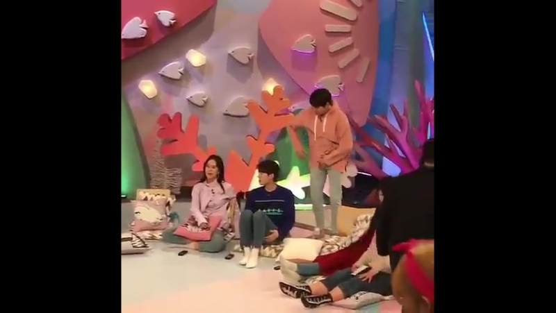 [FANCAM] 180121 The Recording of KBS Hello Counselor - 인피니트 Sungjong, Woohyun Dongwoo (cr : fff.lmh9)