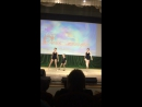Выступление 24.11.17 год. Гимнастический танец