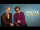 BATTLE OF THE SEXES  Equal Pay Day - Billie Jean King  Emma Stone message  Official HD