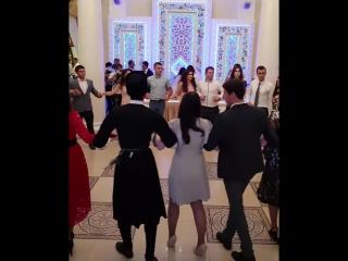 Традиционный Адыгскиймассовый танец - Удж-Пух 🎵🕺👍👍👍