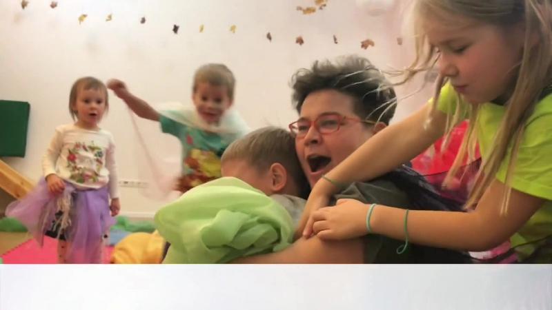 Родительская встреча в Каштане с Катей Поповой. Про крокодила.