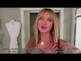 Vlog 14 -- NEW HAIRCUT (RUS SUB)