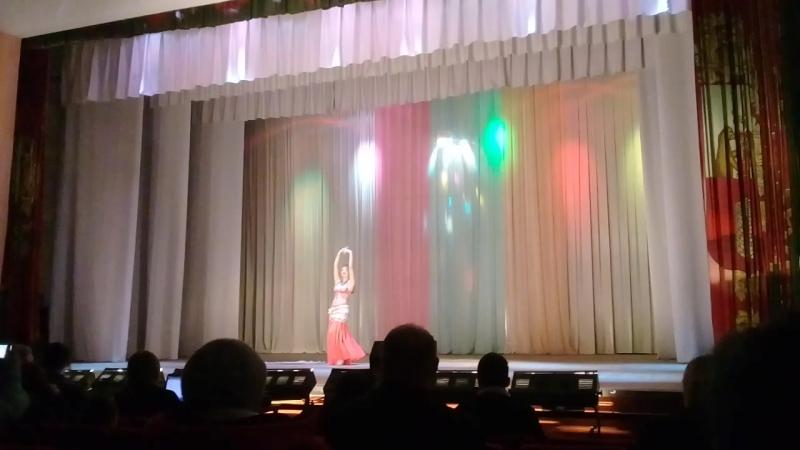 Женя Михеенко Восточный танец