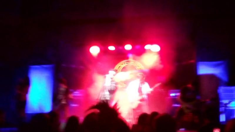 The Scorpios (Scorpions Tribute) Jagger Club 14.03 - Humanity