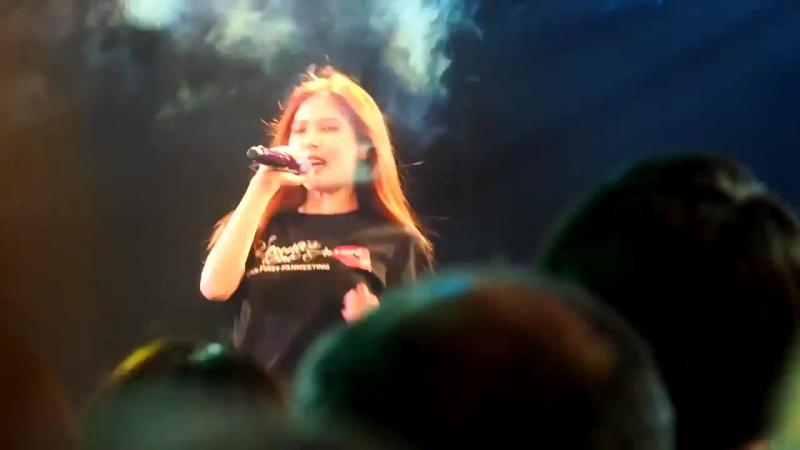 HYUNA 현아 BABE_PARTY 171020 hyuna Japan First Fanmeeting Bubble Pop Fancam