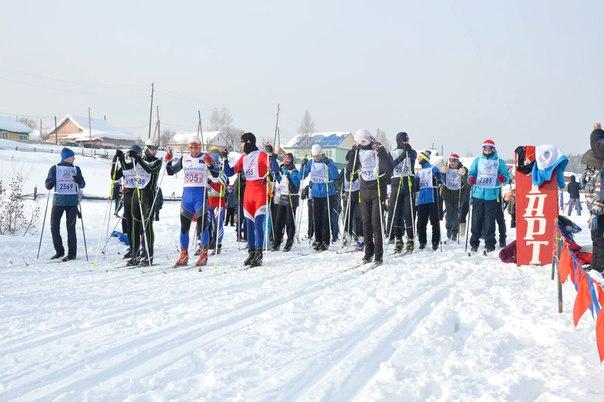 Усть-Илимск присоединился к самой массовой лыжной гонке страны – «Лыжня России 2018»