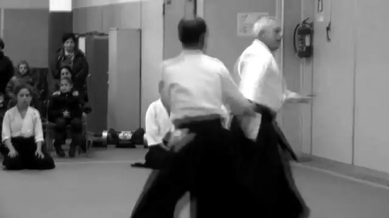 Aikido Dojo Kashin Embukai R Martucci sensei