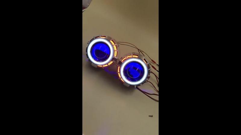 Car Motorcycle external decorative lamp lens