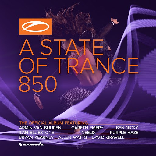 ARMIN VAN BUUREN альбом A State Of Trance 850 (The Official Album)
