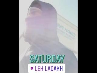 In Ladakh