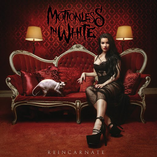 Motionless In White альбом Reincarnate