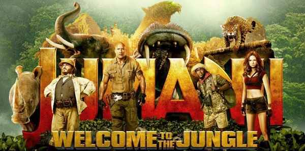 Jumanji Welcome To The Jungle In Hindi Dubbed Torrent