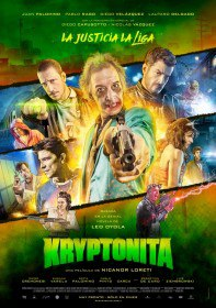 Криптонит / Kryptonita (2015)