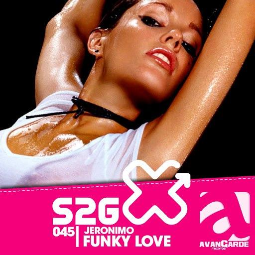 Jeronimo альбом Funky Love