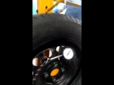 Непрокалываемые шины из Китая (6 sec)